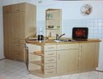 Einbauküche Ferienwohnung am Bodensee