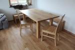Tisch mit Waldkante